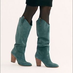 FP x Understated Leather Southern Star Slouch Boot